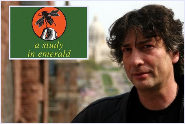 Story Review: A Study in Emerald by Neil Gaiman