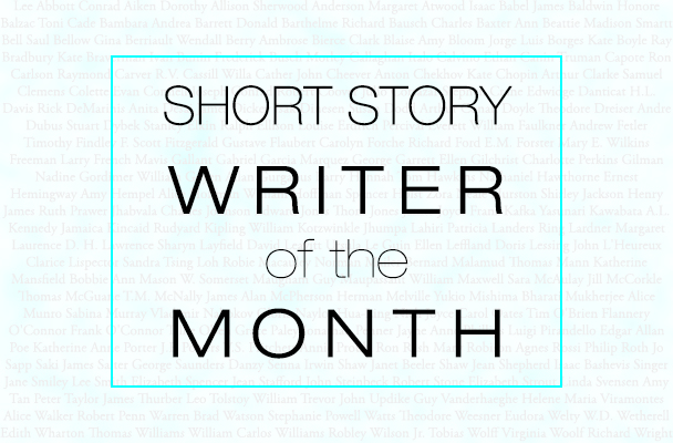 Short Story Writer of the Month: April 2015