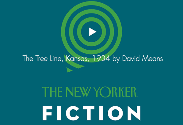 Story Review: The Tree Line, Kansas, 1934 by David Means